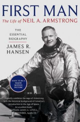 Omslag - First Man: The Life of Neil Armstrong
