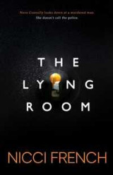 Omslag - The lying room