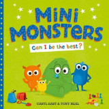 Omslag - Mini Monsters: Can I Be The Best?