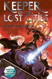 Keeper of the Lost Cities av Shannon Messenger (Heftet)