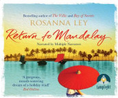 Return to Mandalay av Rosanna Ley (Lydbok-CD)