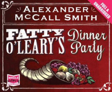 Fatty O'Leary's Dinner Party av Alexander McCall Smith (Lydbok-CD)