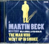 Martin Beck The Man Who Went Up In Smoke av Neil Pearson, Maj Sjoewall, Joan Tate og Per Wahloeoe (Lydbok-CD)