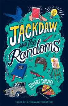 Jackdaw and the Randoms av Stuart David (Heftet)