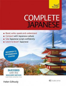 Complete Japanese Beginner to Intermediate Book and Audio Course av Helen Gilhooly (Blandet mediaprodukt)