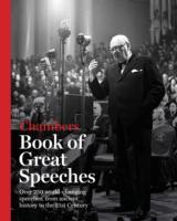 Chambers Book of Great Speeches (Innbundet)