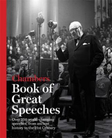 Chambers Book of Great Speeches av Chambers (Heftet)