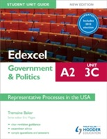 Edexcel A2 Government & Politics Student Unit Guide New Edition: Unit 3C Updated: Representative Processes in the USA av Tremaine Baker (Heftet)