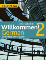 Omslag - Willkommen! 2 German Intermediate Course