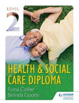 Omslag - Level 2 Health & Social Care Diploma
