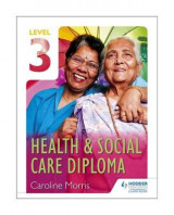Omslag - Level 3 Health & Social Care Diploma