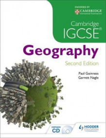 Cambridge IGCSE Geography av Paul Guinness og Garrett Nagle (Heftet)