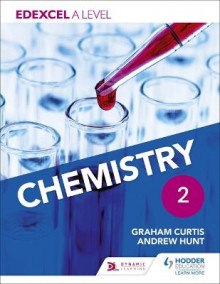 Edexcel A Level Chemistry: Year 2 av Graham Curtis, Andrew Hunt og Graham Hill (Heftet)