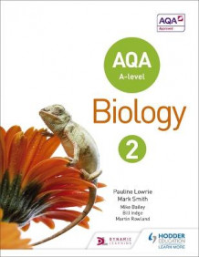 AQA A Level Biology Student Book 2: Year 2 av Pauline Lowrie og Mark Smith (Heftet)