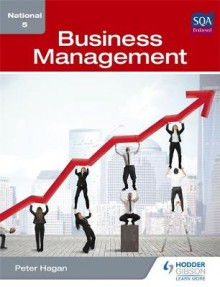 National 5 Business Management av Peter Hagan (Heftet)