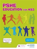 PSHE Education for Key Stage 3 av Lesley de Meza og Stephen De Silva (Heftet)