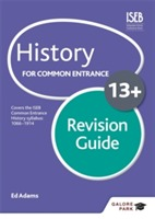 History for Common Entrance 13+ Revision Guide av Ed Adams (Heftet)
