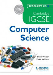 Cambridge IGCSE Computer Science Teacher's CD av David Watson og Helen Williams (Annet digitalt format)