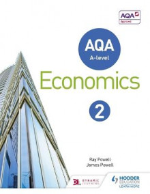 AQA A-Level Economics: Book 2 av Ray Powell og James Powell (Heftet)