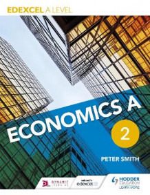 Edexcel A Level Economics: Book 2 av Peter Smith (Heftet)