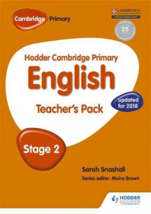 Hodder Cambridge Primary English: Teacher's Pack Stage 2 av Sarah Snashall (Heftet)