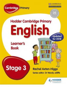 Hodder Cambridge Primary English: Learner's Book Stage 3: Stage 3 av Rachel Axten-Higgs (Heftet)