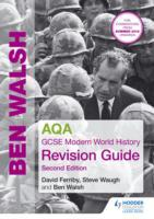 AQA GCSE Modern World History Revision Guide 2nd Edition av David Ferriby, Ben Walsh og Steve Waugh (Heftet)
