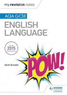 My Revision Notes: AQA GCSE English Language Revision Book av Keith Brindle (Heftet)