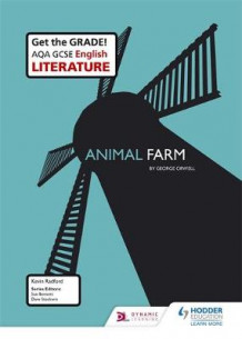 AQA GCSE English Literature Set Text Teacher Guide: Animal Farm av Kevin Radford (Heftet)