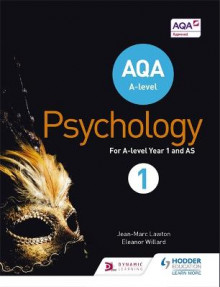 AQA A-level Psychology Book 1 av Jean-Marc Lawton og Eleanor Willard (Heftet)