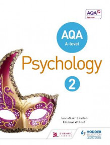 AQA A-level Psychology Book 2 av Jean-Marc Lawton og Eleanor Willard (Heftet)