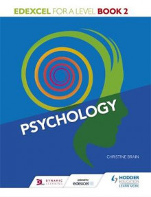 Edexcel Psychology for A Level: Book 2 av Christine Brain (Heftet)