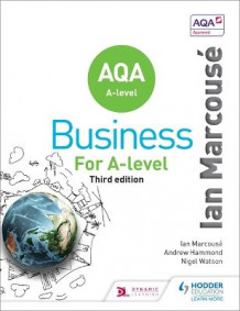 AQA Business for A Level (Marcouse) av Ian Marcouse, Nigel Watson og Andrew Hammond (Heftet)
