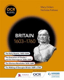 OCR A Level History av Nicholas Fellows og Mary Dicken (Heftet)