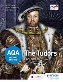 AQA A-level History: The Tudors: England 1485-1603 av David Ferriby, Tony Imperato og Angela Anderson (Heftet)