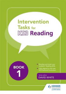 Intervention Tasks for Reading Book 1 av David White (Heftet)
