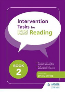 Intervention Tasks for Reading Book 2 av David White (Heftet)