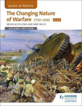 Omslag - Access to History: The Changing Nature of Warfare 1792-1945 for OCR