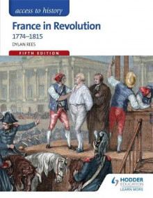 Access to History: France in Revolution 1774-1815 av Dylan Rees og Duncan Townson (Heftet)
