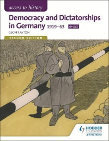 Access to History: Democracy and Dictatorships in Germany 1919-63 for OCR av Geoff Layton (Heftet)