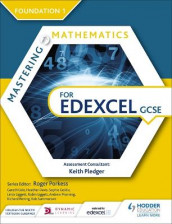 Mastering Mathematics for Edexcel GCSE: Foundation 1 av Gareth Cole, Heather Davis, Sophie Goldie, Linda Liggett, Robin Liggett, Andrew Manning, Richard Perring og Rob Summerson (Heftet)