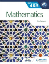 Omslag - Mathematics for the IB MYP 4 & 5