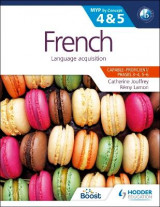 Omslag - French for the IB MYP 4 & 5 (Phases 3-5)