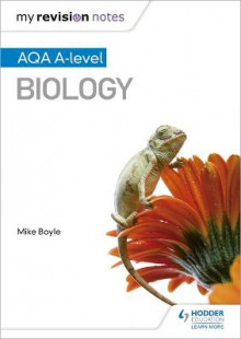 My Revision Notes: AQA A Level Biology av Mike Boyle (Heftet)