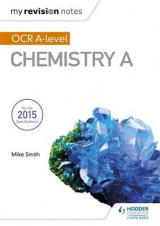 Omslag - My Revision Notes: OCR A Level Chemistry A