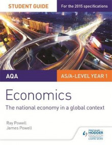 AQA Economics Student Guide 2: The National Economy in a Global Context av Ray Powell og James Powell (Heftet)