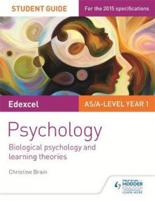 Edexcel Psychology av Christine Brain (Heftet)