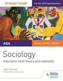 AQA Sociology Student Guide 1: Education (with Theory and Methods) av Dave O'Leary (Heftet)