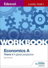 Omslag - Edexcel A Level Economics Theme 4 Workbook: A Global Perspective