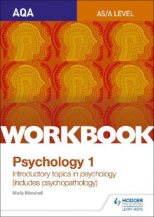 AQA Psychology for A Level Workbook 1 av Molly Marshall (Heftet)